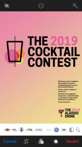 The Cocktail Contest A Alassio - Alassio