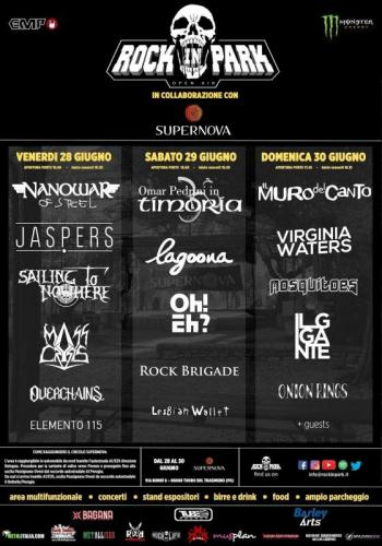 Rock In Park Open Air - Tuoro Sul Trasimeno