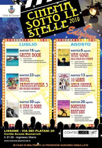 Cinema Sotto Le Stelle A Lissone - Lissone