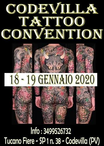 Fiera Del Tattoo A Codevilla - Codevilla