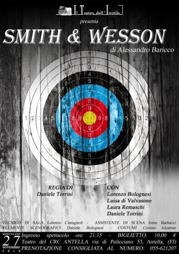 Smith & Wesson A Antella - Bagno A Ripoli