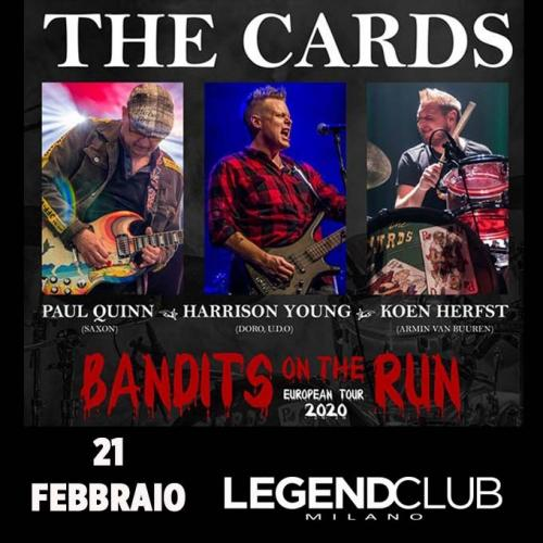 Bandits On The Run - Milano
