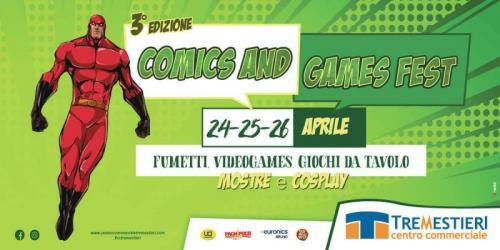 Comics And Game Fest - Messina