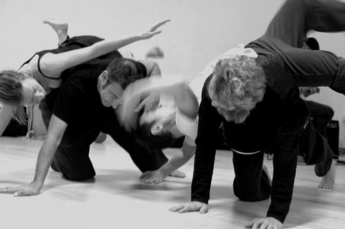 Workshop Di Contact Improvisation Con Marco Ubaldi - Roma