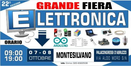 Fiera Dell'elettronica E Dell'informatica - Montesilvano