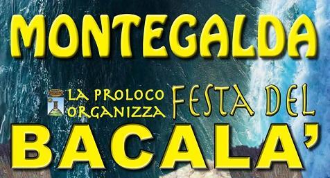 Festa Del Baccalà - Montegalda