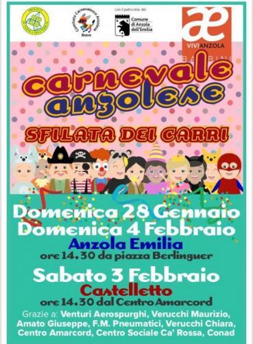 Carnevale Anzolese - Anzola Dell'emilia