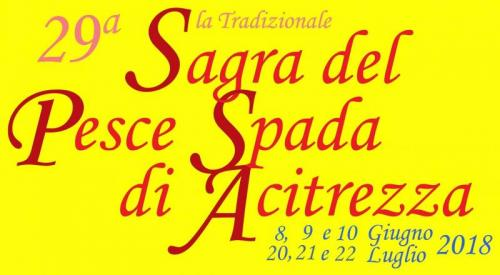 Sagra Del Pesce Spada Di Acitrezza - Aci Castello