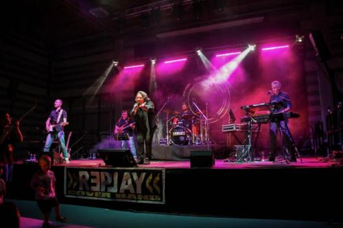 Foto Artista Replay Coverband